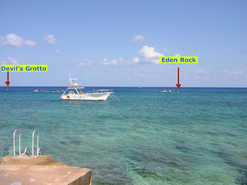 Eden Rock Grand Cayman Island