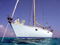 a water shot of your grand cayman private charter excursions